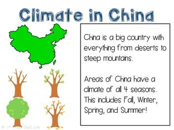 Ancient China Activites