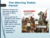 Ancient China 2 PowerPoint: 3 Philosophies, Qin and Han Dynasties