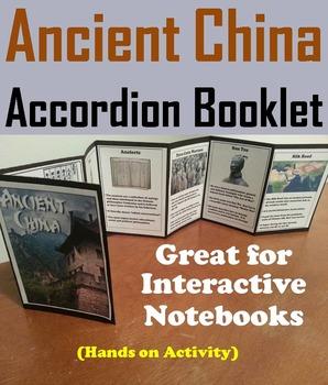 Ancient China Activity (Silk Road, 12 Dynasties, Genghis K