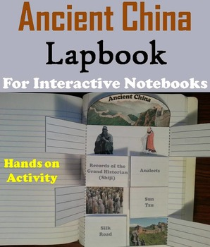 Ancient China Activity (Silk Road, Confucius, Genghis Khan etc)