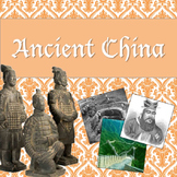 Ancient China guided PowerPoint lesson