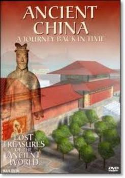 Ancient China: A Journey Back in Time fill-in-the-blank movie guide w/quiz