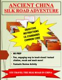 Ancient China: A Silk Road Adventure