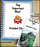 Ancient China Activities and Projects