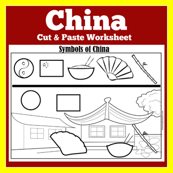 Ancient China | All About China | Symbols of China | China Worksheet