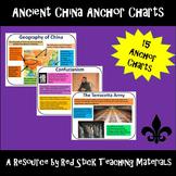 Ancient China Anchor Charts