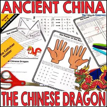 Ancient China Chinese Dragon