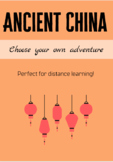 Ancient China- Choose your own adventure