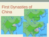 Ancient China Dynasites PowerPoint
