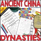 Ancient China Dynasties