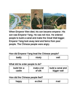 Ancient China: End of Han Dynasty