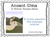 Ancient China Game