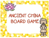 Ancient China Game (File Folder Game)