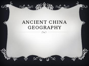 Ancient China Geography
