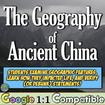 Ancient China Geography: The environment, settlement, & features of early China!