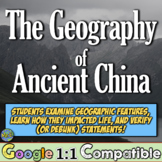Ancient China Geography: The environment, settlement, & fe