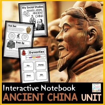Ancient China Interactive Notebook | Distance Learning Covid-19