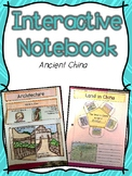 Ancient China Interactive Notebook