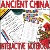 Ancient China Interactive Notebook Bundle
