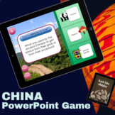 Ancient China Interactive PowerPoint Game
