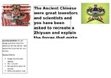 Ancient China Kite Criteria