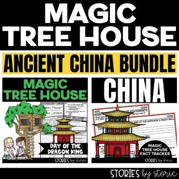 Ancient China Magic Tree House Bundle