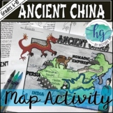 Ancient China Map Activity