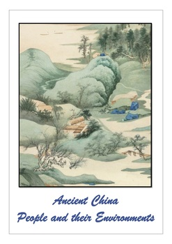 Ancient China People and the Environment
