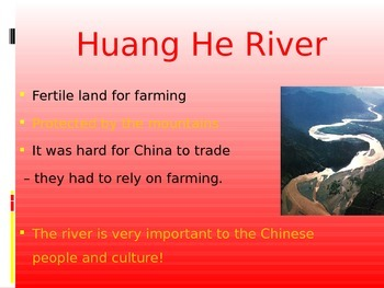 Ancient China Power Point