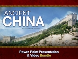 Ancient China PowerPoint Presentation and Video Bundle