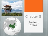 Ancient China PowerPoint Presentation for Middle School