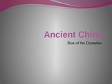 Ancient China PowerPoint Presentation