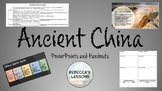 Ancient China PowerPoints and Handouts