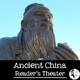 Ancient China Reader's Theater Skit - Confucianism, Taoism and Legalism