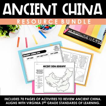 Ancient China VA SOL