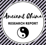 Ancient China Research Report
