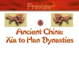 Ancient China Resources Collection