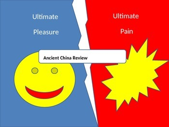 Ancient China Review Game Ultimate Pleasure Ultimate Pain