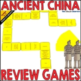 Ancient China Review Games