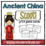"Ancient China ""SCOOT!"""
