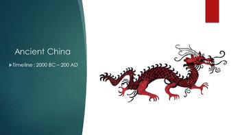 Ancient China Slides