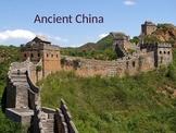 Ancient China: Shang, Zhou, Qin & Han Dynasties (includes