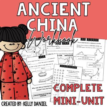Ancient China Student Workbook