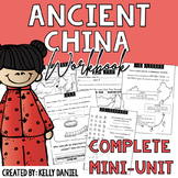 Ancient China Unit Workbook