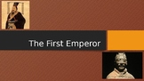 Ancient China- The First Emperor