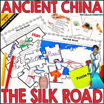 Ancient China The Silk Road