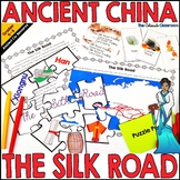 Ancient China The Silk Road