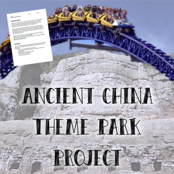 Ancient China Theme Park