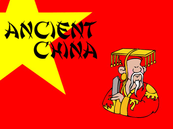 Ancient China UNIT PLAN!
