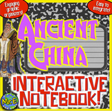 Ancient China Unit Interactive Notebook! China, Confucius, Great Wall, Silk Road